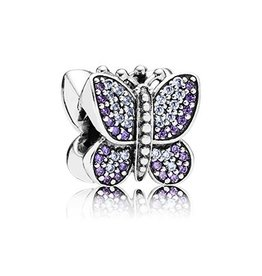 791257ACZ - Sparkling Butterfly