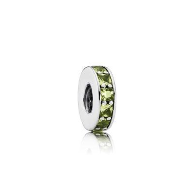 Pandora Eternity Olive Green