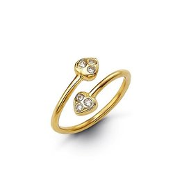 Toe Ring (Yellow Gold)