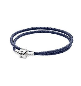 Pandora 590705CDB - Leather Dark Blue