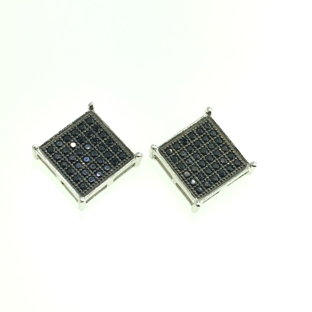 Pavee Black (8.5mm)