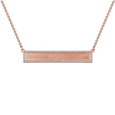 Lafonn Bar Necklace (R)
