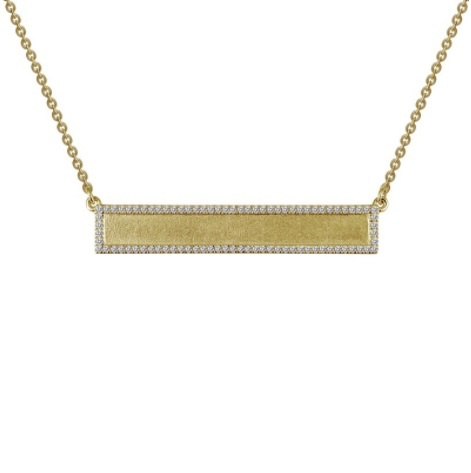 Lafonn Bar Necklace (Y)