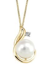Pearl & Diamond
