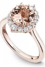 Noam Carver Morganite & Diamonds NC