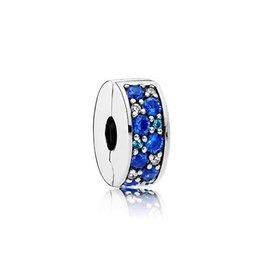 Pandora 791817NSBMX - Blue Mosaic