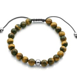 Steelx Tiger Eye Beads