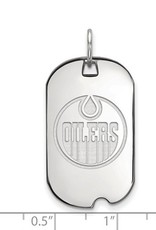 Oilers Dog Tag