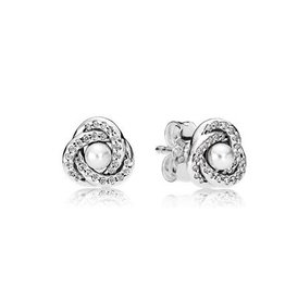 Pandora 290740WCP - Love Knots