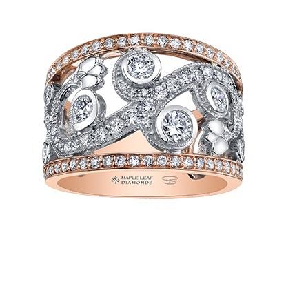 15e7037bf Maple Leaf Diamonds Shelly Purdy (1.45ct) Canadian ...