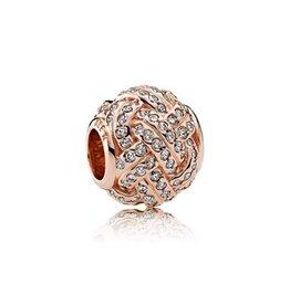 781537CZ - Sparkling Love Knot