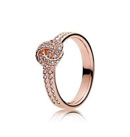 Pandora 180997CZ - Sparkling Love Knot