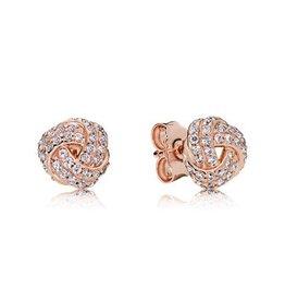 Pandora 280696CZ-Sparkling Love Knots