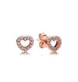 Pandora 280528CZ - Captured Hearts