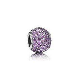 791051CFP - Pavee Lights Purple