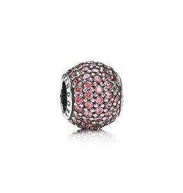 791051CZS - Pavee Lights Fancy Pink