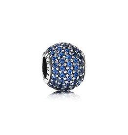 Pandora 791051NCB - Pavee Lights Blue