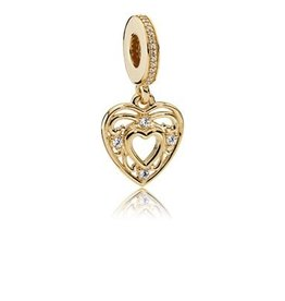 Pandora 751001CZ - Romantic Heart