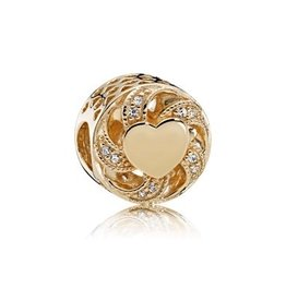 Pandora 751004CZ - Ribbon Heart