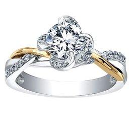 Maple Leaf Diamonds Winds Embrace (0.55ct) Canadian