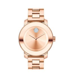Movado Pink Museum