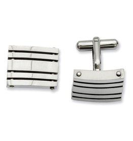 Polished Cuff Links