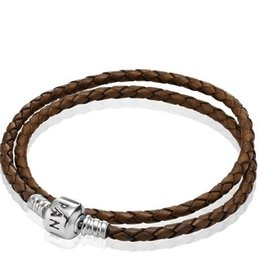 Pandora 590705CBN - Brown Leather