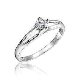 Diamond Ring (0.10ct)