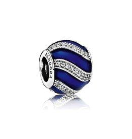 Pandora 791991EN118 - Blue Adornment