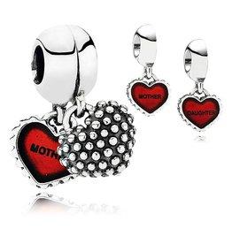 Pandora 790950EN27 - Piece of my Heart-Daughter