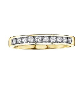 Anniversary Band (0.15ct)