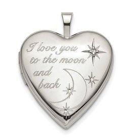 Love to the moon Diamond