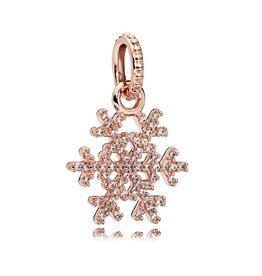 Pandora 380354CZ - Sparkling Snowflake
