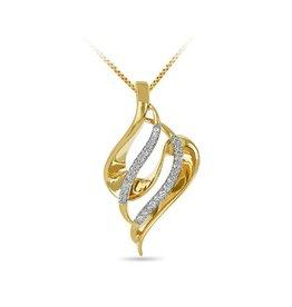 Leaf Diamond (3D)