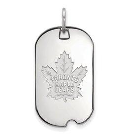 NHL Licensed Toronto Maple Leafs Dog Tag