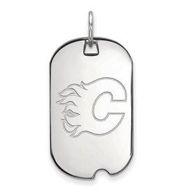 Calgary Flames Dog Tag