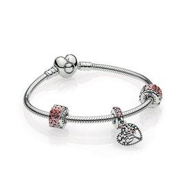 Pandora Tree of Love Bracelet Gift Set