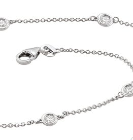 Station Necklace (0.50ct)
