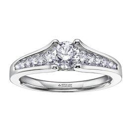 Maple Leaf Diamonds Brilliant (1.00ct) Canadian