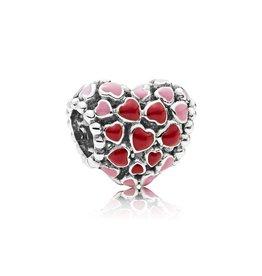 Pandora 796557ENMX - Burst of Love Charm