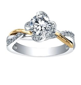Maple Leaf Diamonds Winds Embrace (0.55ct) Canadian