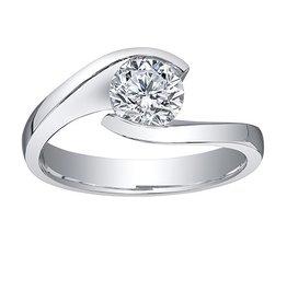 Maple Leaf Diamonds Timeless Classic (0.50ct) Canadian