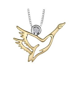 I am Canadian Goose (0.05ct) Canadian