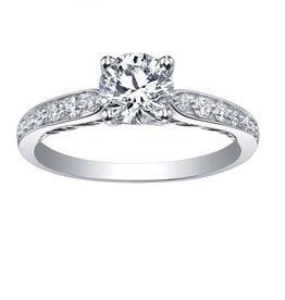 Maple Leaf Diamonds Tides of Love (0.65ct) Canadian