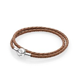 Pandora 590705CBN - Brown Leather