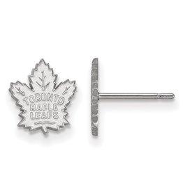 NHL Licensed Toronto Maple Leaf Stud Earrings