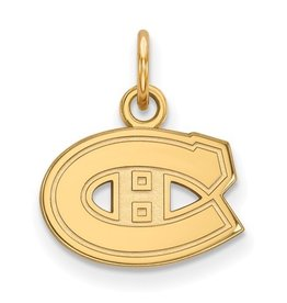 NHL Licensed Montreal Canadians Pendant (GP)