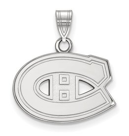 NHL Licensed Montreal Canadians Pendant