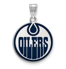 Edmonton Oilers Enamel (Large)