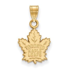 Toronto Maple Leafs (11mm) 10K Yellow Gold